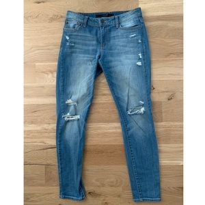 Cropped joes jeans
